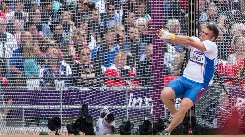Marcel Lomnicky Hammer Throw Olympics